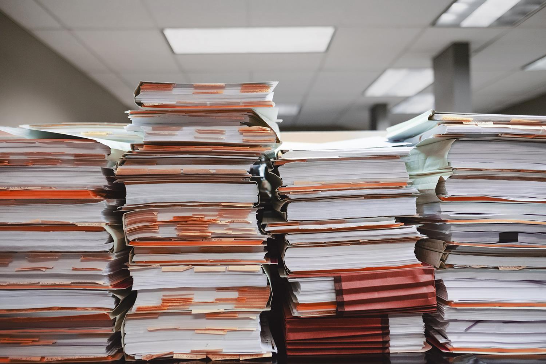 DialOk:n back office -palvelu laittaa paperipinot kuriin.