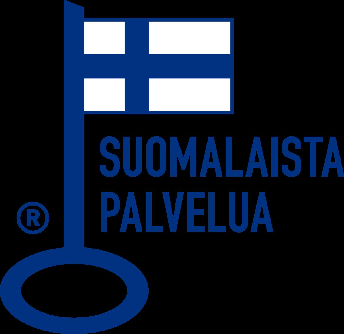 Avainlippu on Suomalaisen Työn Liiton merkki suomalaisesta palvelusta ja työstä.