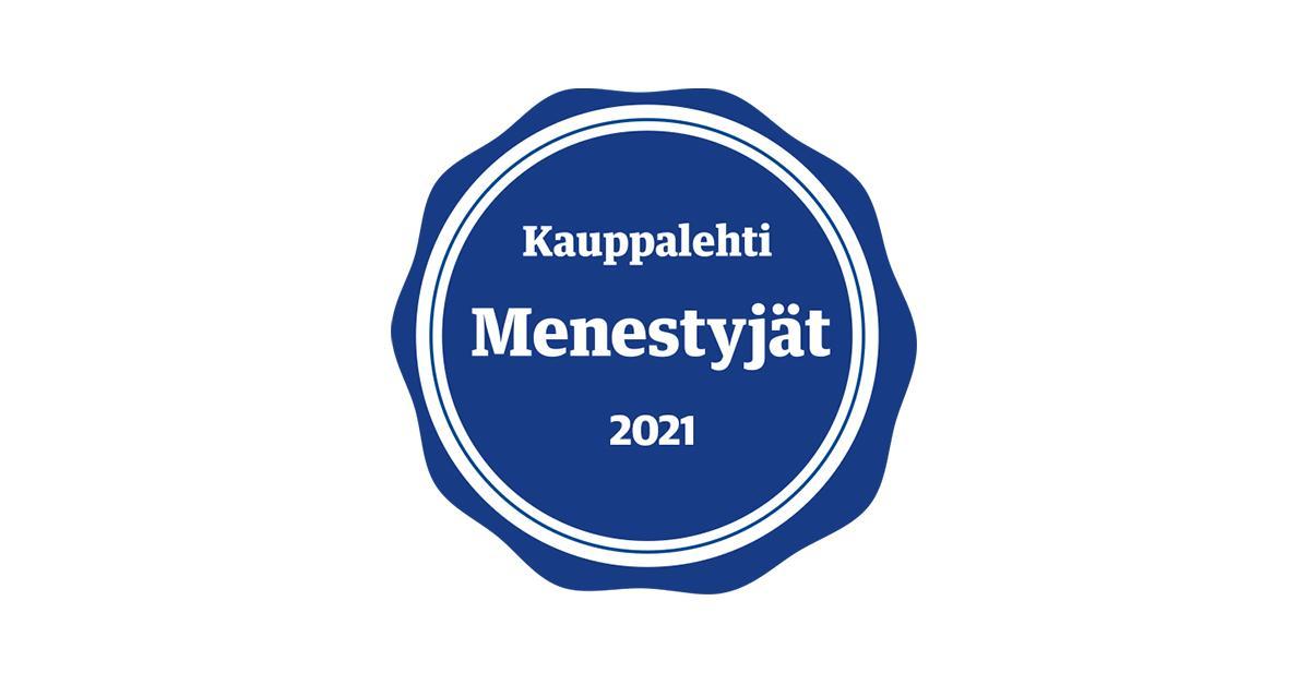 DialOk täyttää Kauppalehti Menestyjät 2021 -kriteerit!