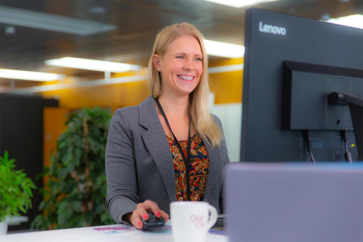 DialOk tarjoaa ulkoistetut vastauspalvelut asiakaspalveluun ja puhelinvaihteeseen.