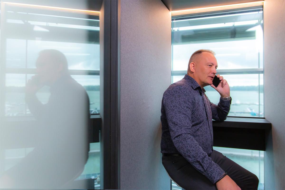 Luotettavalle kumppanille ulkoistettu puhelinvaihde takaa tavoitettavuuden.